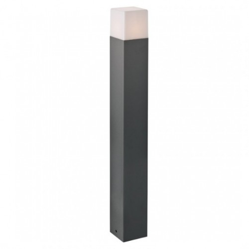 Sloupkové svítidlo exteriérové 9267 moderní ze série Togo, tmavá šedá