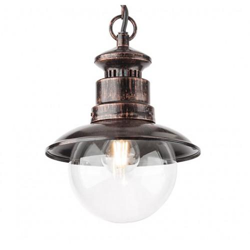 Závěsné svítidlo exteriérové 9046 rustikální ze série Scott