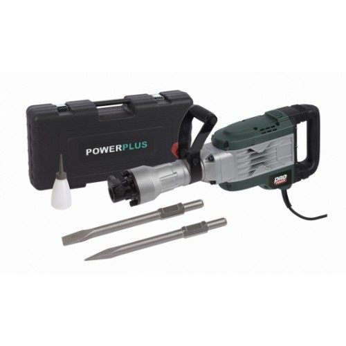 Kladivo demoliční elektrické POWP3060 Powerplus, 1700W