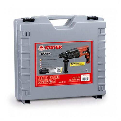 Kladivo kombinované elektrické HD26BK Stayer, 800W