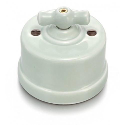 Přepínač žaluziový 30-342-86 - světlá zelená