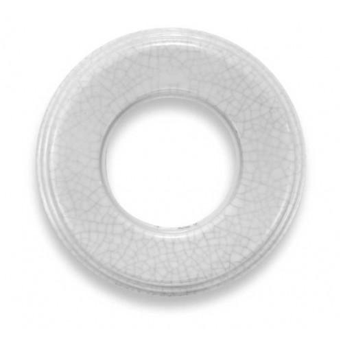 Rámeček porcelánový jednonásobný 31-801-09, craquelle