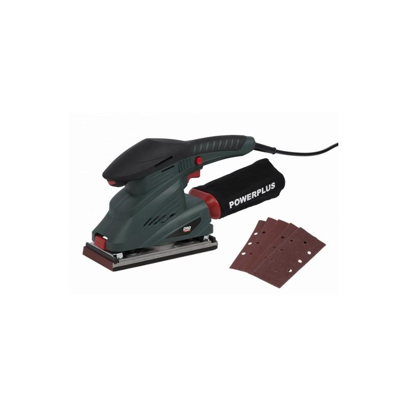 Bruska vibrační POWP5020, 250W