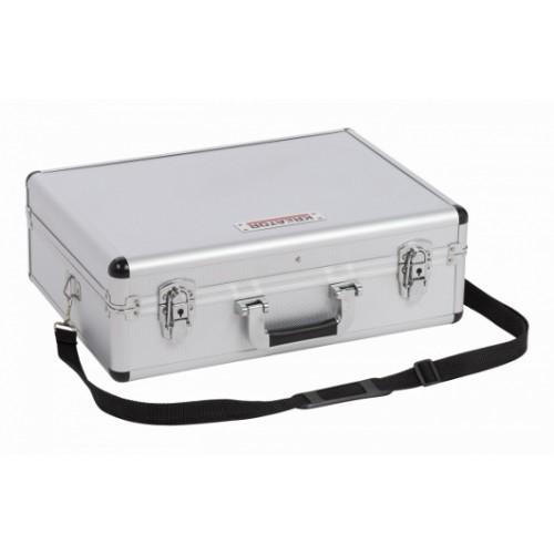 Kufr hliníkový KRT640102S na nářadí, stříbrný