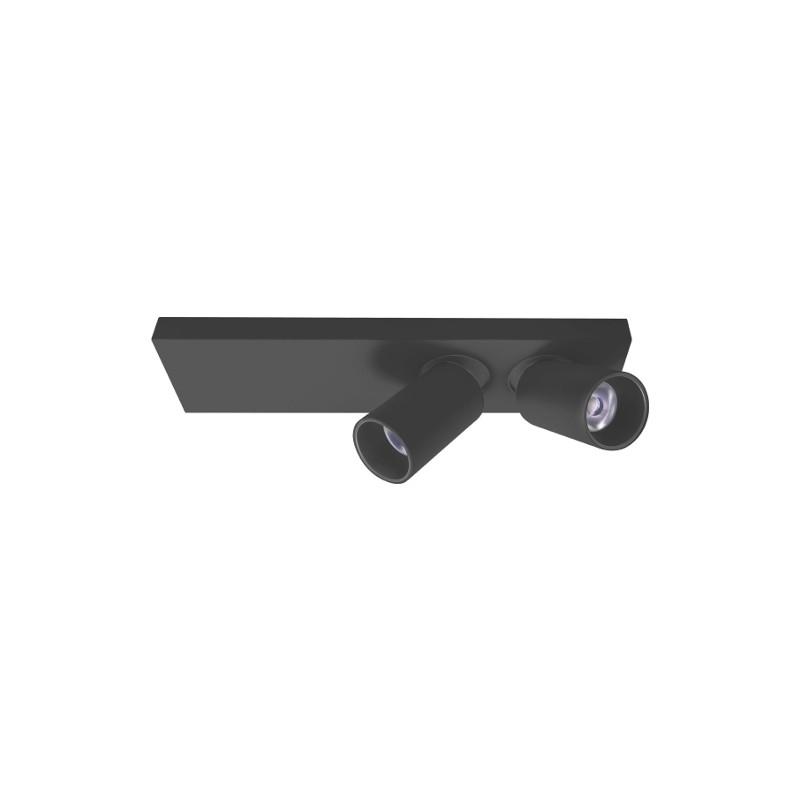 LED nástěnné svítidlo PE05WWMBK ze série Xpipe
