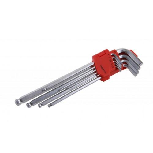 Sada klíčů zástrčných inbusových HEX 118492