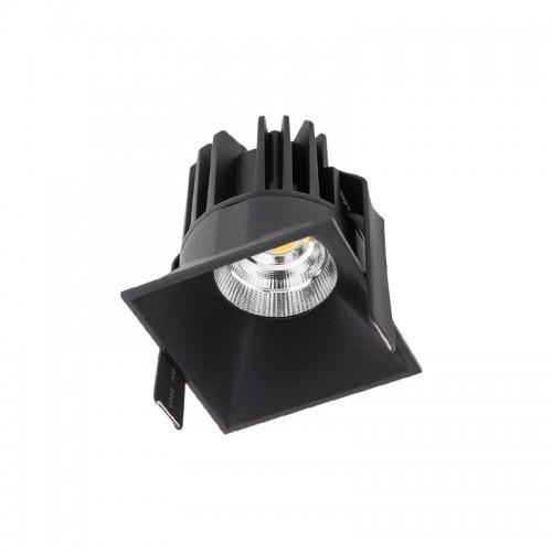 LED vestavné svítidlo DM01NW50BK ze série XDOMINO, 15W, denní bílá