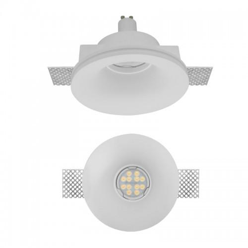 Vestavné svítidlo sádrové GSS03