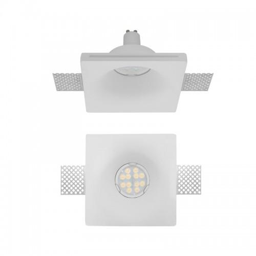 Vestavné svítidlo sádrové GSS04