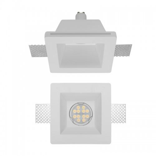 Vestavné svítidlo sádrové GSS05