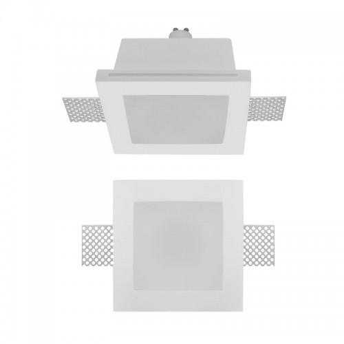 Vestavné svítidlo sádrové GSS06