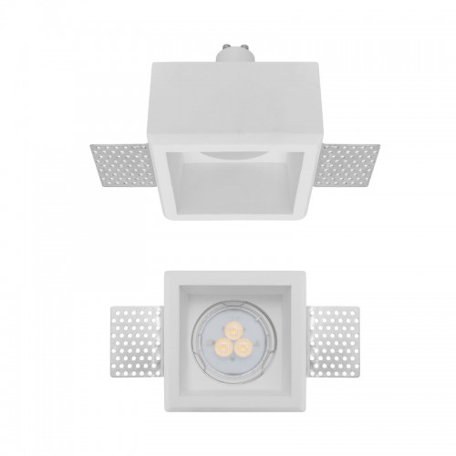 Vestavné svítidlo sádrové GSS11SQ