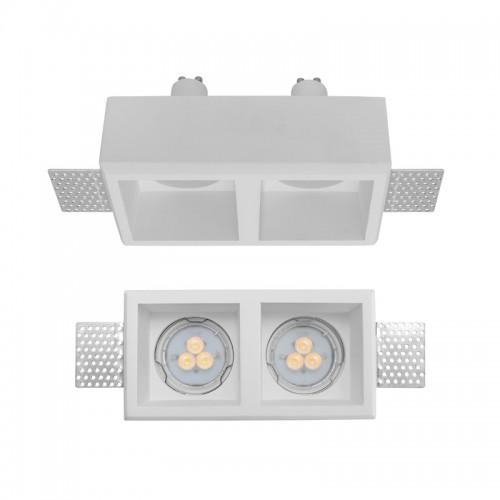 Vestavné svítidlo sádrové GSS12SQ