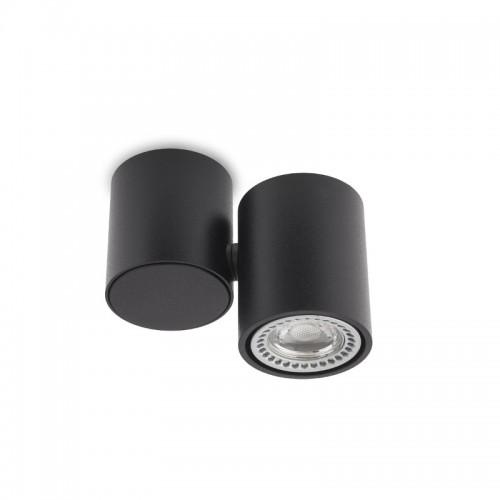 Nástěnné svítidlo moderní TO01BK