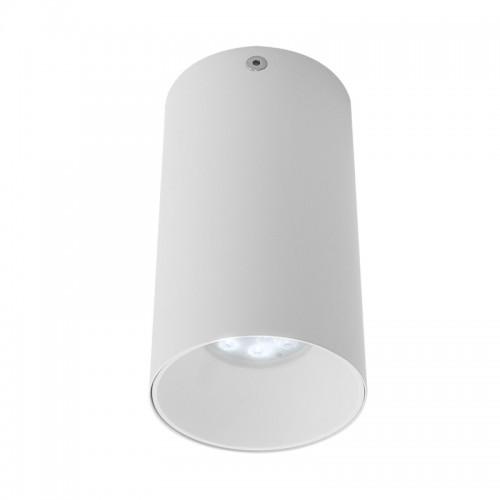 Stropní svítidlo NR01MWH/MWH, matná bílá, GU10