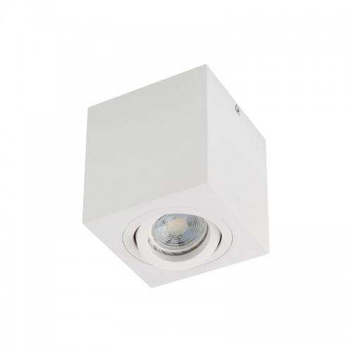 Stropní svítidlo moderní BX01MWH, matná bílá, GU10