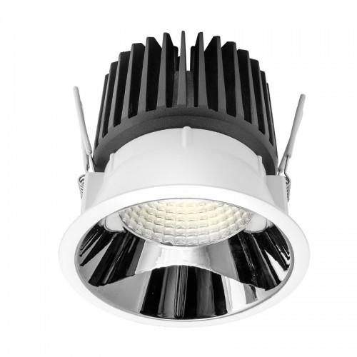 LED vestavné svítidlo GX01NWMWH/CH
