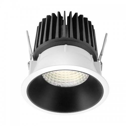 LED vestavné svítidlo GX01NWMWH/MBK