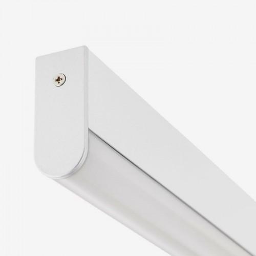 LED nástěnné svítidlo MI01WWMWH, 10W, teplá bílá