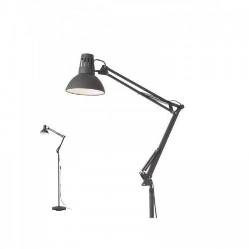 Stojací lampa moderní 01-1284 ze série Peep, černá