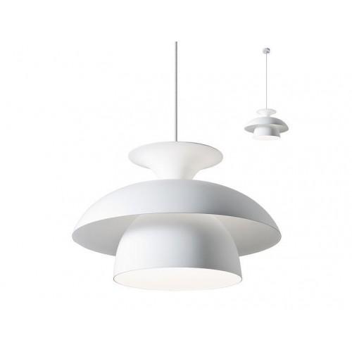 Závěsné svítidlo moderní 01-1411 ze série Norvik, bílá