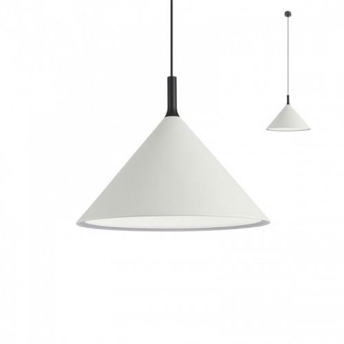 Závěsné svítidlo moderní 01-1608 ze série Jaap, bílá