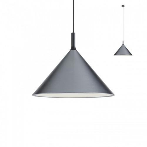 Závěsné svítidlo moderní 01-1610 ze série Jaap, metalická