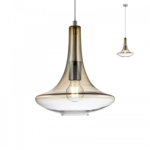 Závěsné svítidlo moderní Decanter 01-1622