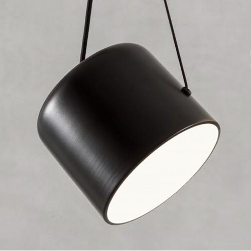 Lustr moderní 01-1828 ze série Dodo, 5 x 15W, černá