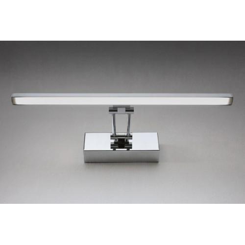 LED nástěnné svítidlo 01-452 ze série Linear, 8W, matný nikl