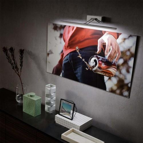 LED nástěnné svítidlo 01-453 ze série Linear, 16W, chrom