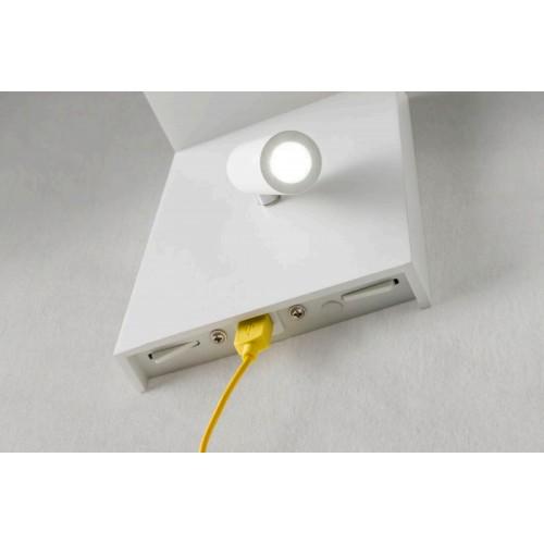 LED nástěnné svítidlo 01-1499 ze série Agos, 6 + 3W, bílá