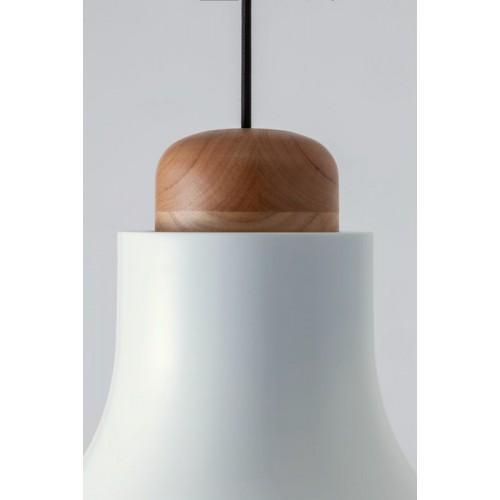 Závěsné svítidlo moderní 01-1605 ze série Cadeira, lesklá krémová