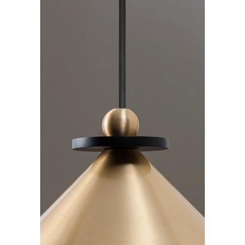 Stahovací svítidlo moderní 01-1545 ze série Kalimba, bronz