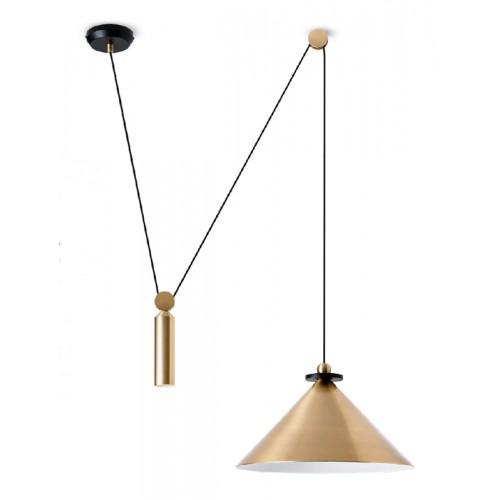 Stahovací svítidlo moderní Kalimba 01-1545