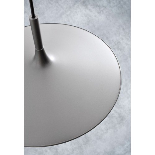 LED závěsné svítidlo 01-1616 ze série Kai, matná bílá, Ø 550mm