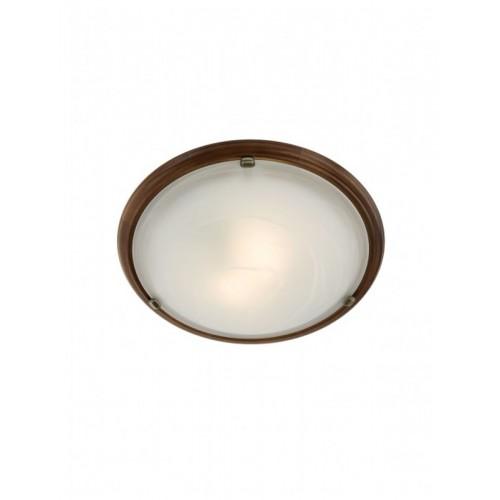 Nástěnné svítidlo moderní 05-088 ze série Cosi, mahagon
