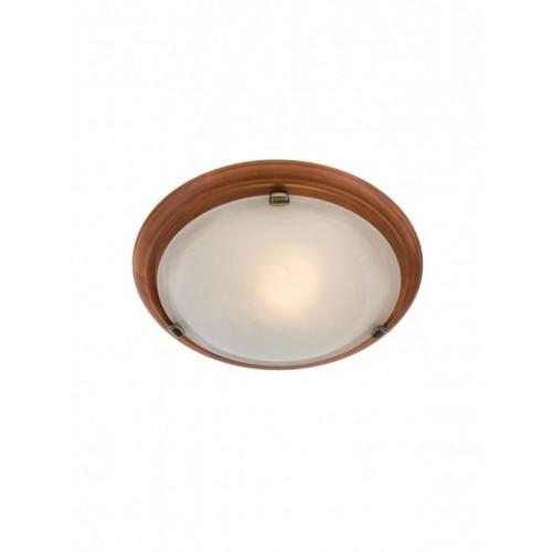 Nástěnné svítidlo moderní 05-089 ze série Cosi, ořech