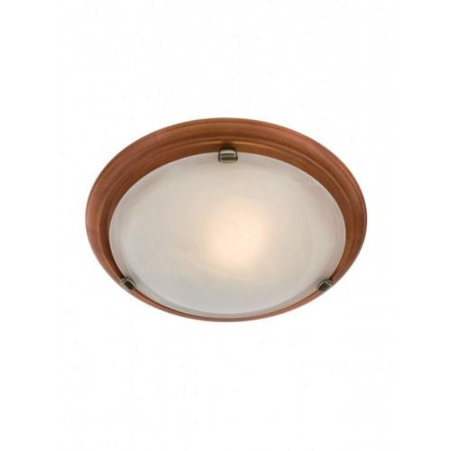 Nástěnné svítidlo moderní 05-092 ze série Cosi, ořech