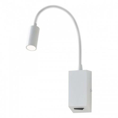 LED nástěnné svítidlo 01-1193 ze série Hello, matná bílá