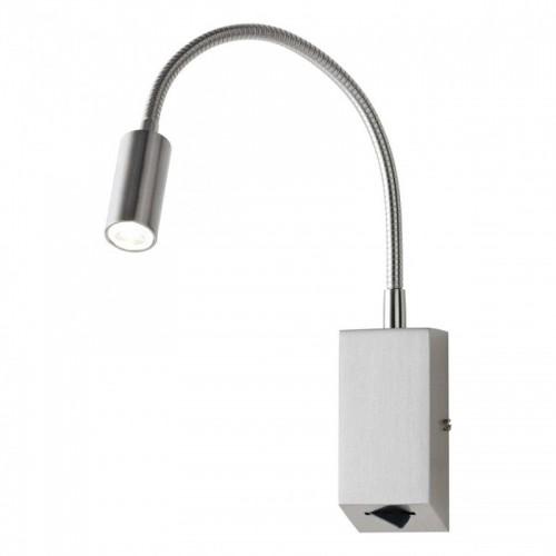 LED nástěnné svítidlo 01-1195 ze série Hello, matný nikl
