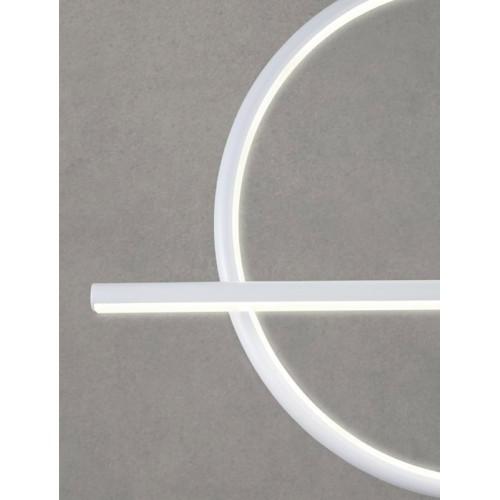 LED závěsné svítidlo 01-1734 ze série Giotto, 49W, matná bílá