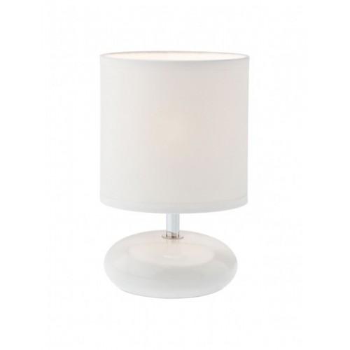 Stolní lampa moderní 01-854 ze série Five, bílá