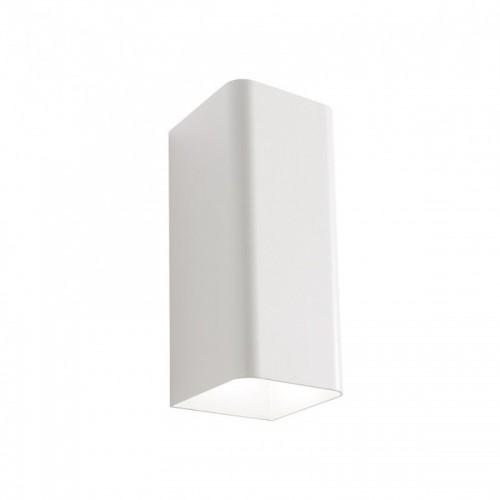 LED nástěnné svítidlo exteriérové 9561 ze série Tav, bílá