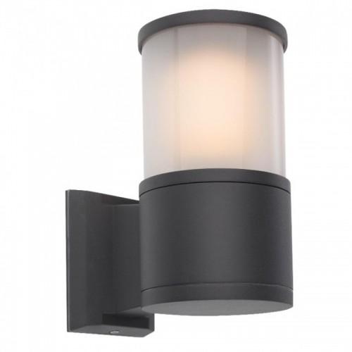 Nástěnné svítidlo exteriérové 9326 ze série Exter, tmavá šedá