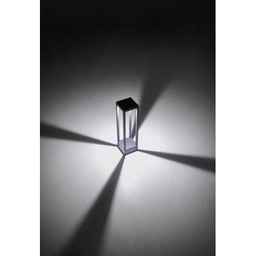 LED sloupkové svítidlo exteriérové 9578 ze série Tower, 15W, tmavá šedá
