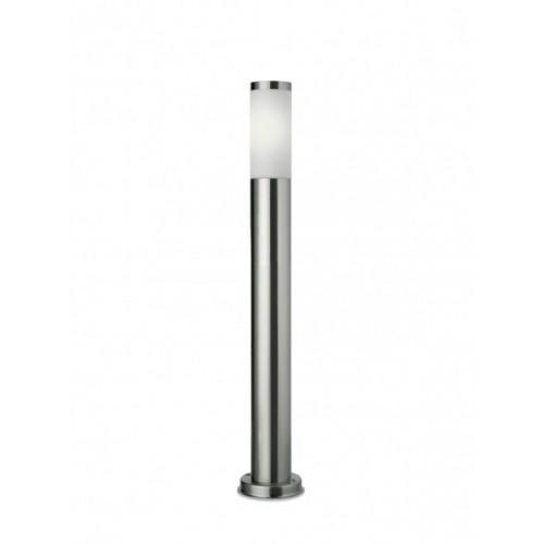 Sloupkové svítidlo exteriérové 9017 moderní ze série Colonna, nerez, 650mm