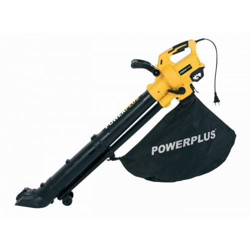 Vysavač foukač elektrický POWXG4038 Powerplus, 4 v 1, 3300W