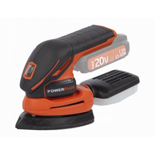 Bruska vibrační akumulátorová POWDP5020