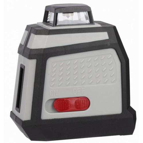 Laser křížový KRT706320 samonivelizační Kreator